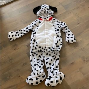 Kids 2T/3T Old Navy Dalmatian Costume